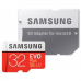 Карта памяти microSD Samsung Evo Plus (U1) 32 Гб с переходником SD