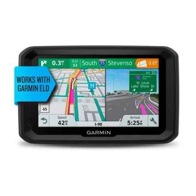 Автомобильный GPS-навигатор Garmin DEZL 580 LMT-D Грузовик