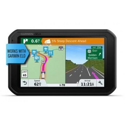 Автомобильный GPS-навигатор Garmin DEZL 780 LMT-D Грузовик