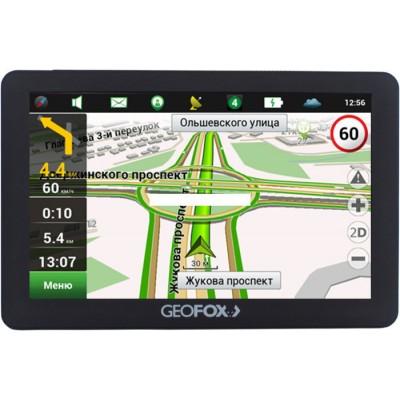 Автомобильный GPS-навигатор GeoFox MID502GPS IPS
