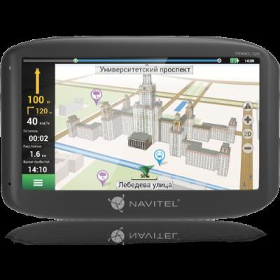 Автомобильный GPS-навигатор Navitel G500