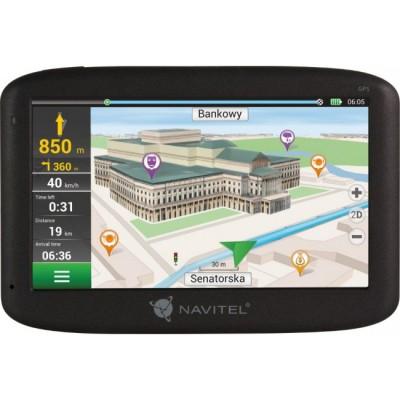 Автомобильный GPS-навигатор Navitel MS600