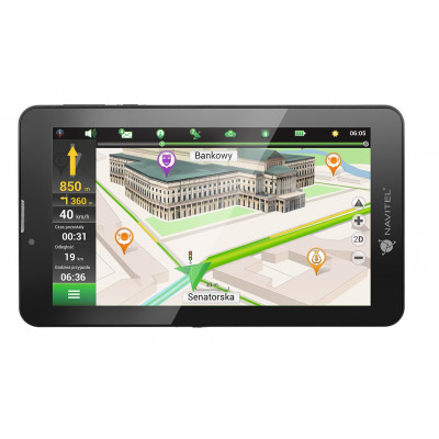 Автомобильный GPS-навигатор Navitel T737 Pro