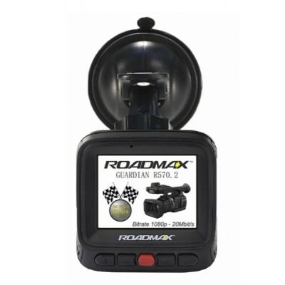 Автомобильный видеорегистратор Roadmax Guardian R570.2