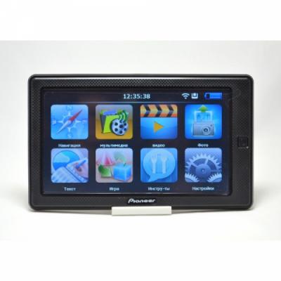 Автомобильный GPS-навигатор Pioneer PM-708HD 128Mb