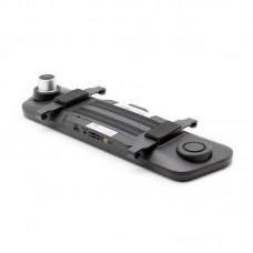 Видеорегистратор-зеркало Eplutus D40 (2 камеры + GPS-навигатор)