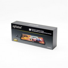 Видеорегистратор-зеркало Eplutus D85