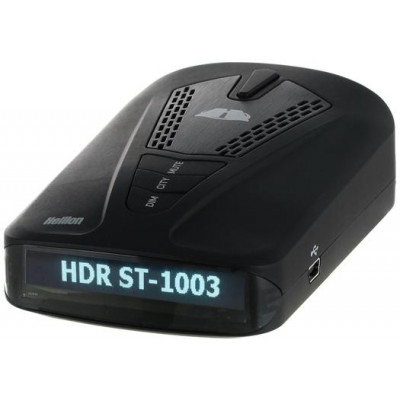 Автомобильный радар-детектор Hellion HDR-ST1003