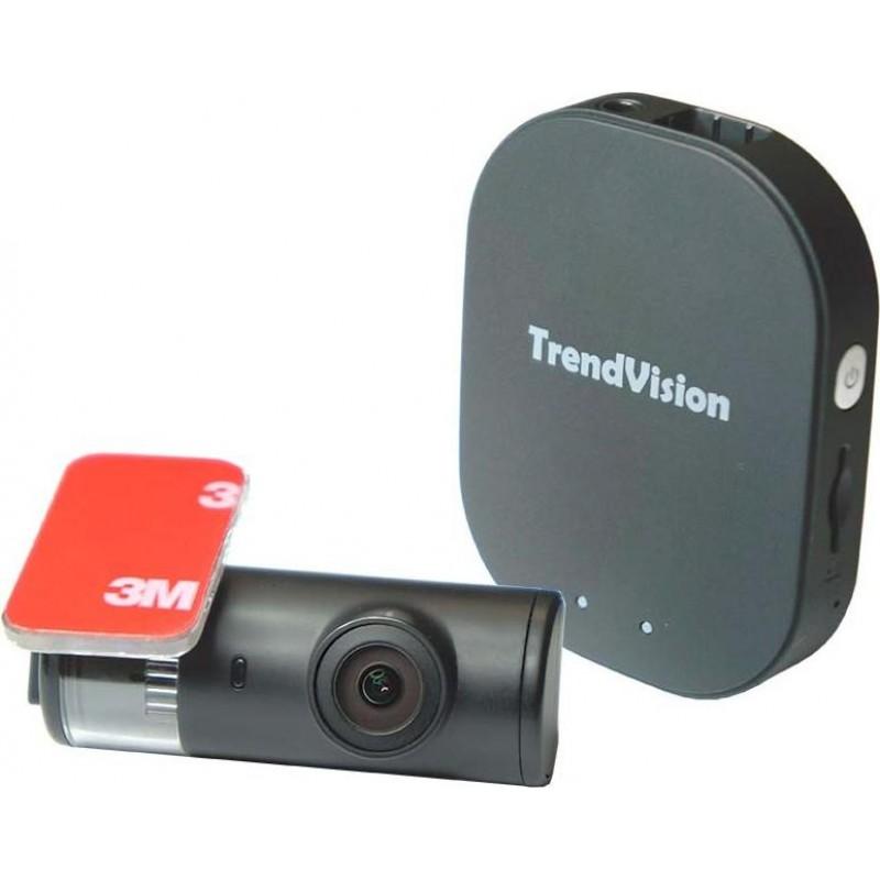 Миниатюрный видеорегистратор с выносной камерой