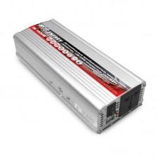 Автомобильный инвертор AVS Energy 24/220V IN-1500W-24