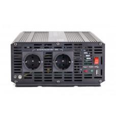 Автомобильный инвертор Geofox M 3000W