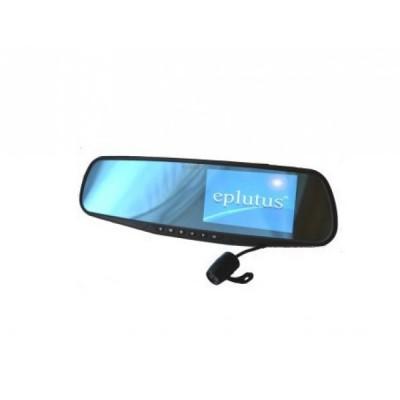 Видеорегистратор-зеркало Eplutus GR50 (2 камеры + радар-детектор)