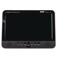 """Портативный телевизор XPX EA-1016D 10,8"""" (с цифровым ТВ-тюнером DVB-T2)"""