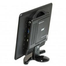"""Портативный телевизор с DVD-плеером XPX EA-1668D 17"""" (с цифровым ТВ-тюнером DVB-T2)"""