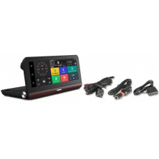 Видеорегистратор XPX ZX878L (2 камеры + GPS-навигатор)