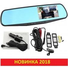 Видеорегистратор-зеркало Vehicle Blackbox DVR