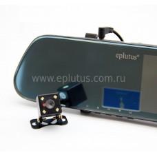 Видеорегистратор-зеркало Eplutus D08