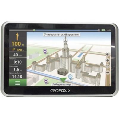 Автомобильный GPS-навигатор GeoFox MID 702GPS
