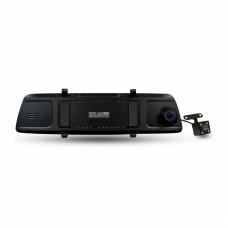 Видеорегистратор-зеркало Slimtec Dual M7