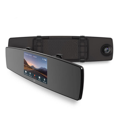 Видеорегистратор-зеркало Xiaomi Yi Mirror Dash Camera Car Rearview