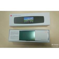 Видеорегистратор-зеркало Xiaomi Yi Mirror Dash Camera Car Rearview (с камерой заднего вида)